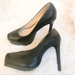 KELSI BY KELSI DAGGER PUMPS LAURIE PLATFORMS